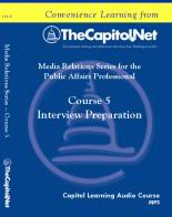 Interview Preparation, Capitol Learning Audio Course