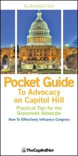 Pocket Guide to Advocacy on Capitol Hill