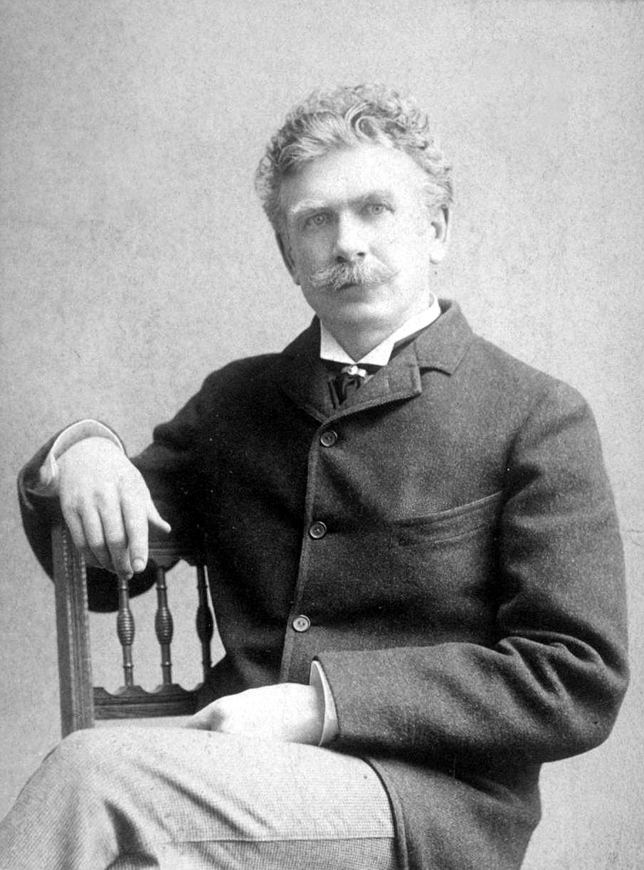 Ambrose Gwinnett Bierce (born June 24, 1842, died sometime after December 26, 1913)