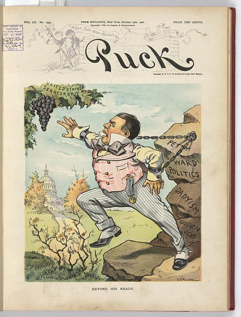 Beyond his reach, by John Pughe, Puck, October 15, 1902 LC-DIG-ppmsca-25679