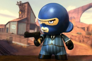 Blu Spy Munny, from Dan Diemer, used under its Creative Commons license