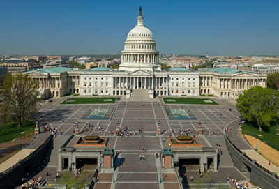 Capitol / Capitol Hill Map / National Mall (CongressionalGlossary.com)