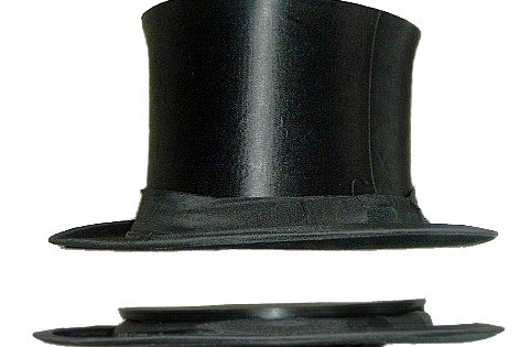 Larry's High Silk Hat