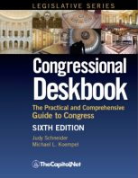 Congressional Deskbook - The Practical and Comprehensive Guide to Congress