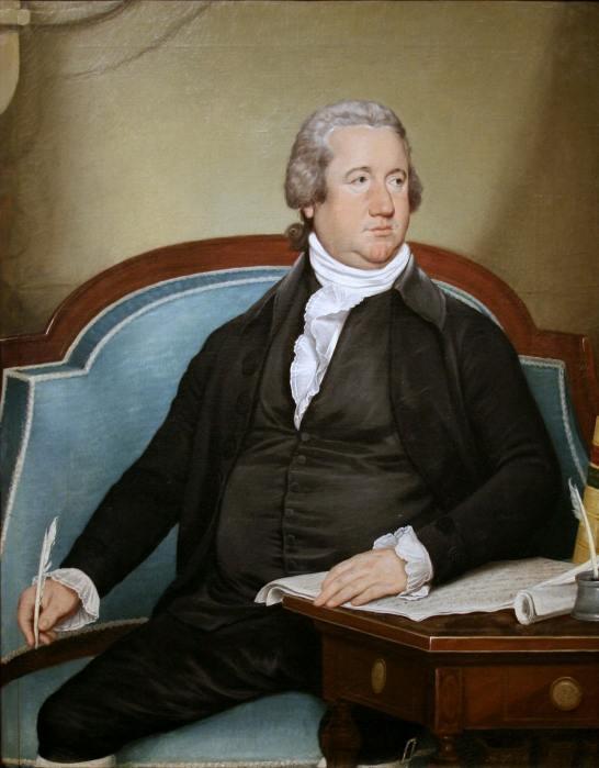 Frederick Muhlenberg, 1st Speaker of the House of Representatives