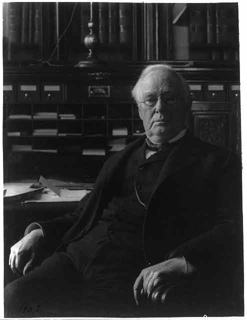 Sen. George Frisbie Hoar, 1826-1904, Library of Congress cph.3a31066