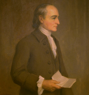 George Wythe, from William and Mary Law School