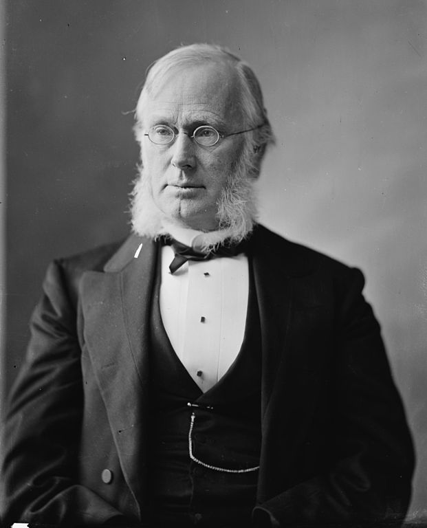 George Frisbie Hoar (1826-1904), Library of Congress LC-BH826- 511
