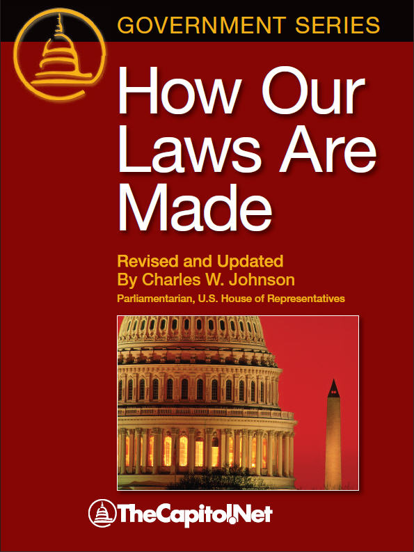 How Our Laws Are Made, from TheCapitol.Net