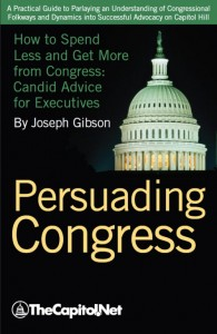 Persuading Congress, by Joseph Gibson
