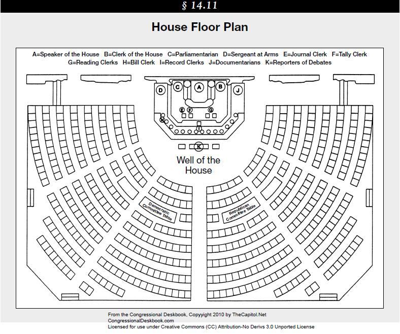 Delightful Congress Seating Charts
