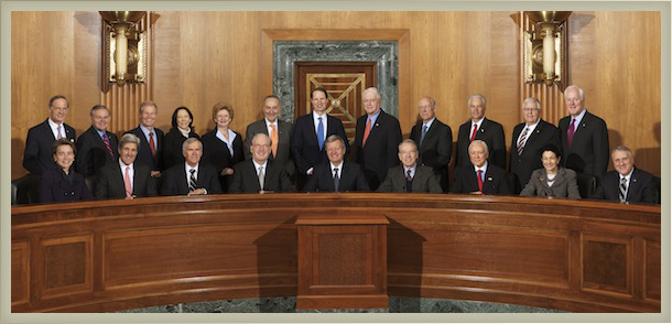 Senate Finance Committee, 111th Congress
