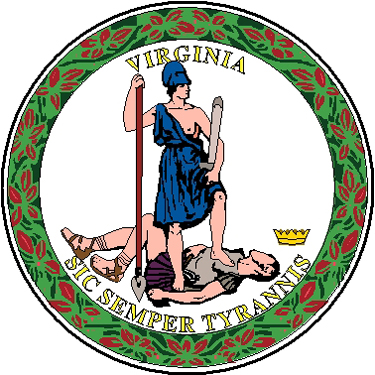 Virginia Seal, color