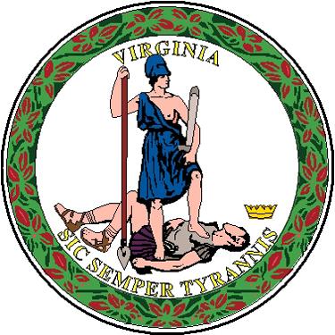 Virginia Seal, color