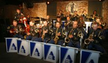 Army Blues at Jazz in the Garden