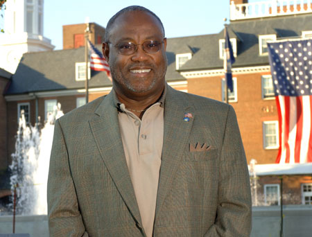 Bill Euille, Mayor of Alexandria, VA