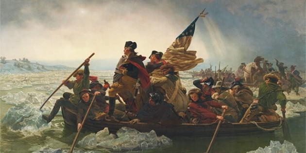 Christmas Day, 1776