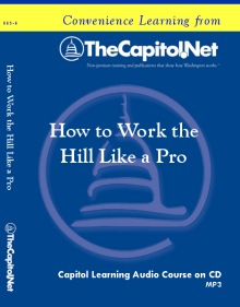 How to Work the Hill Like a Pro, Capitol Learning Audio Course