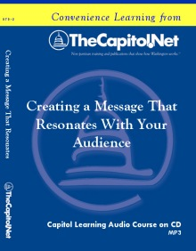 Creating a Message That Resonates with Your Audience, Capitol Learning Audio Course