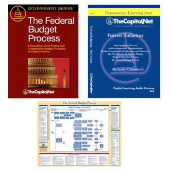 Federal Budgeting, 6 Audio Courses on CD