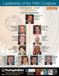 2014 Congressional Leadership (after July 31, 2014)