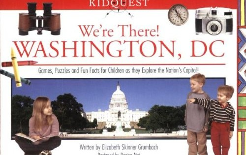 Popular Children's Books for Washington, DC Visitors