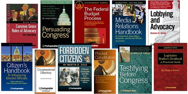 Select publications from TheCapitol.Net