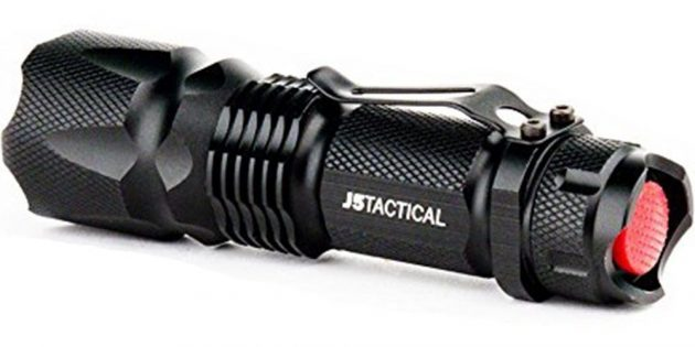 Tactical Flashlights and TCNTraining.com