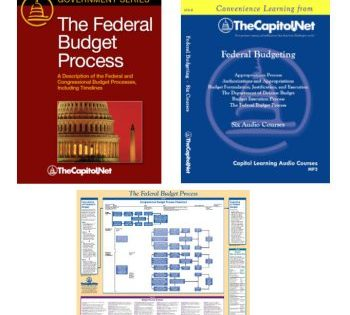 """Federal Budgeting"" a Five-Course Series on CD"