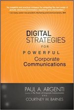 Digital Strategies for Powerful Corporate Communication