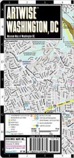 Artwise Washington DC Museum Map