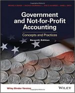 Government and Not-for-Profit Accounting, Binder Ready Version: Concepts and Practices