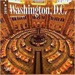 Washington, DC Wall Calendar