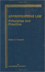 Appropriations Law: Principles and Practice