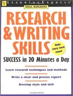 Research & Writing Skills Success in 20 Minutes a Day
