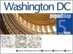 Washington D.C. PopOut Map