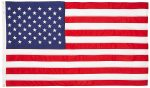Valley Forge Flag 3 x 5 Foot Standard Nylon US American Flag