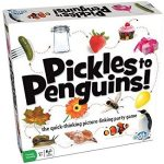 Outset Media - Pickles to Penguins Family Game - Quick Thinking Card Game