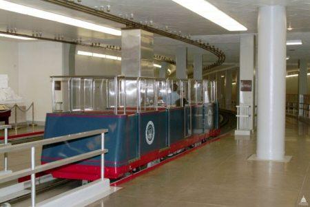 Capitol Subway System (CongressionalGlossary.com)