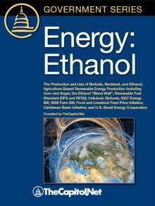 Energy: Ethanol