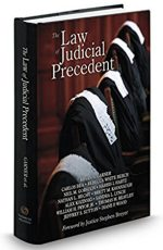 Law of Judicial Precedent