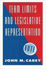 Term Limits and Legislative Representation