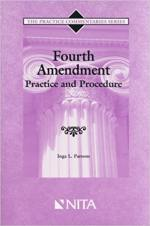 Fourth Amendment Practice And Procedure