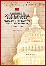 Encyclopedia of Constitutional Amendments, Proposed Amendments, and Amending Issues, 1789–2010