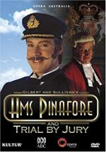 Gilbert & Sullivan - H.M.S. Pinafore / Trial By Jury (DVD)