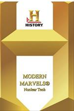 History -- Modern Marvels Nuclear Tech (DVD)