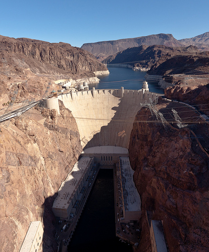 Hoover Dam by Patrick Rohe