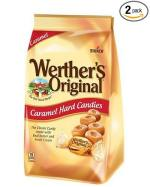 Werther's Original Caramel Hard Candy, 34.0-Ounce Bags