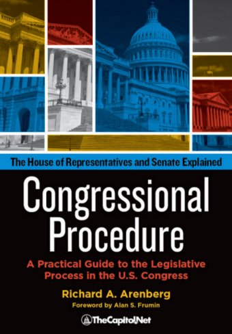 "Richard Arenberg's ""Congressional Procedure"" from TheCapitol.Net"
