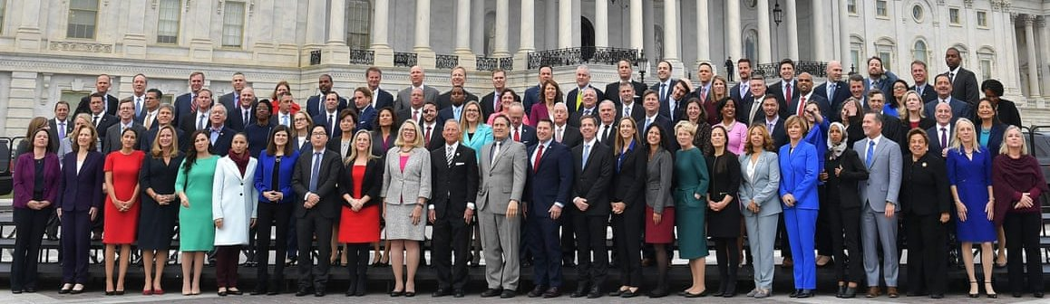 116th Congress, New Members, House of Representatives